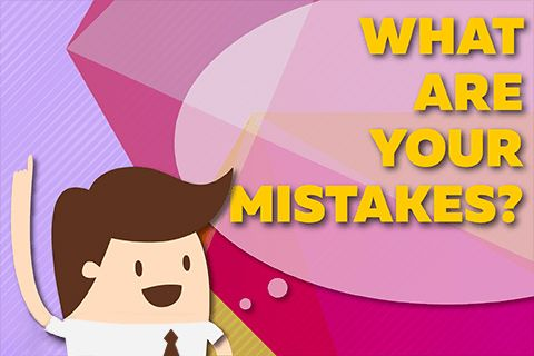 5 of the Biggest Mistakes Made by Slots Players!