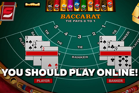 For All Baccarat Beginners: Why You Should Play Online!