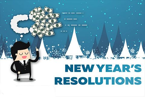 New Year's Resolutions for All You Online Slots Players!