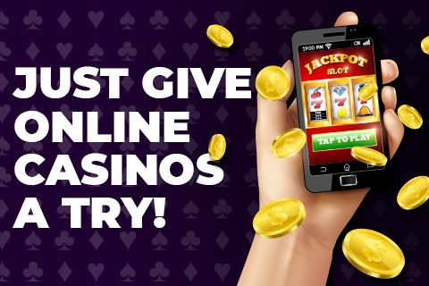 Some Financial Advice to Give Online Casinos a Try!