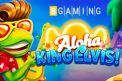 BGaming's Aloha King Elvis Gets New Features