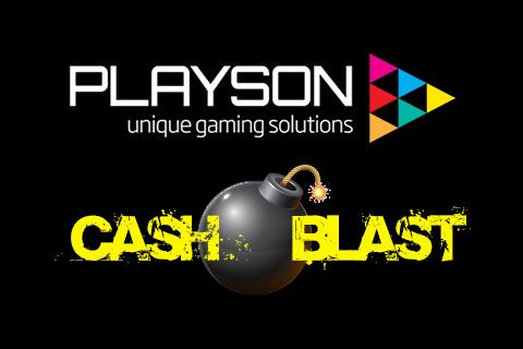 New Cash Blast Feature from Playson