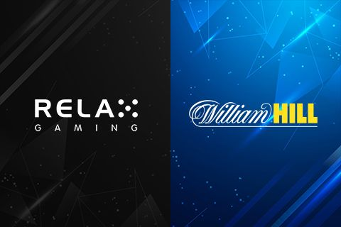 William Hill and Relax Gaming Take On UK Market