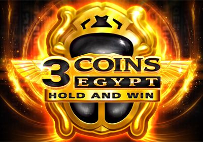 3 Coins Egypt Hold and Win review
