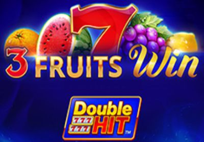 3 Fruits Win Double Hit review