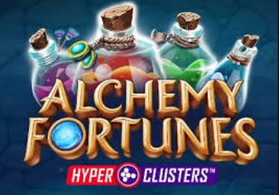 Alchemy Fortunes Hyper Clusters review