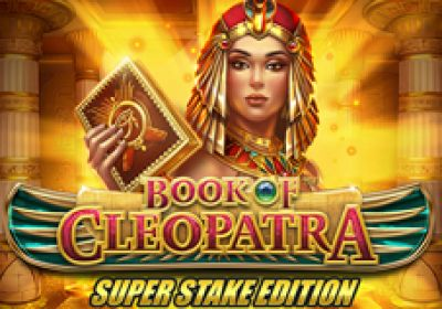 Book of Cleopatra Super Stake Edition review