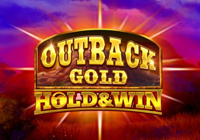 Outback Gold: Hold and Win Slot by iSoftBet Logo
