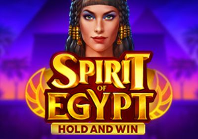 Spirit of Egypt: Hold & Win review
