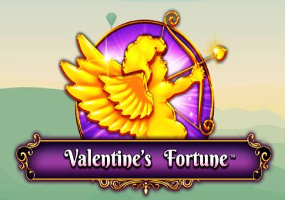 Valentine's Fortune Slot by Spinomenal Logo