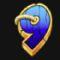 Nine symbol