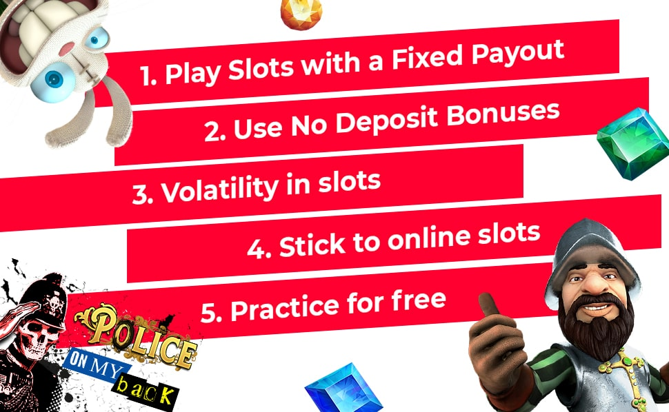 Tips to Improve Your Odds in Slots - SJ Blog