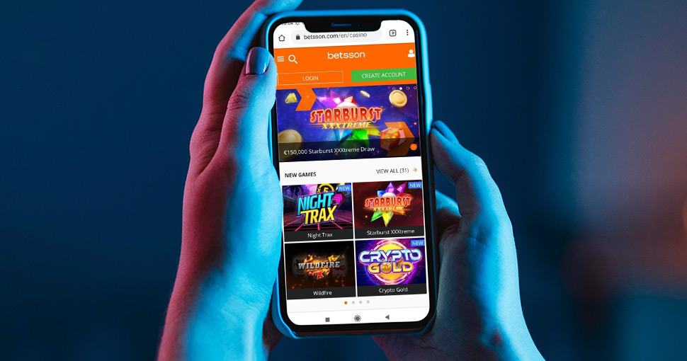 Mobile Casinos - Slot