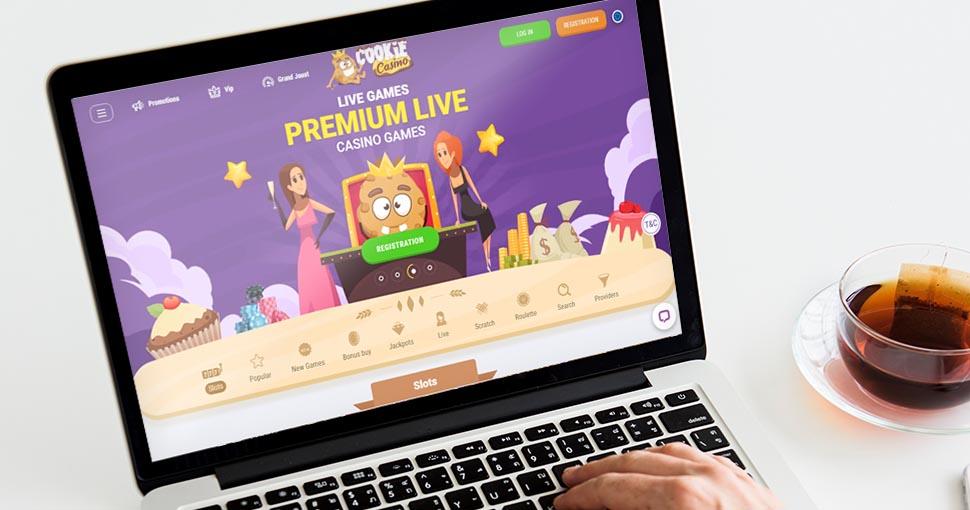 Cookie Casino - Gameplay