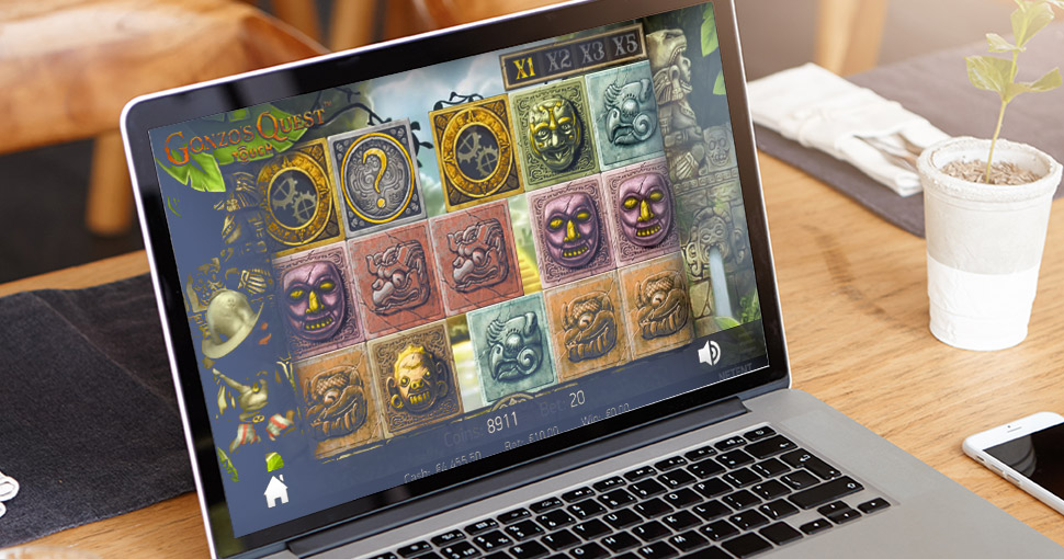 Gonzo's Quest - Slot