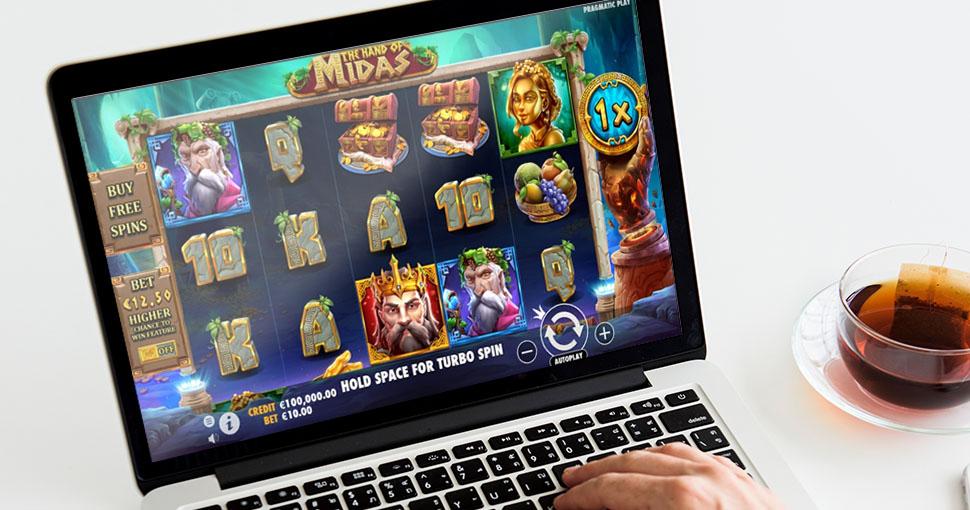 High Limit Slots - Slot