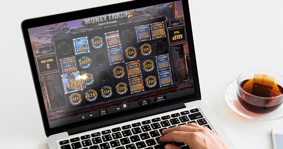 Money Train 2 - Slot