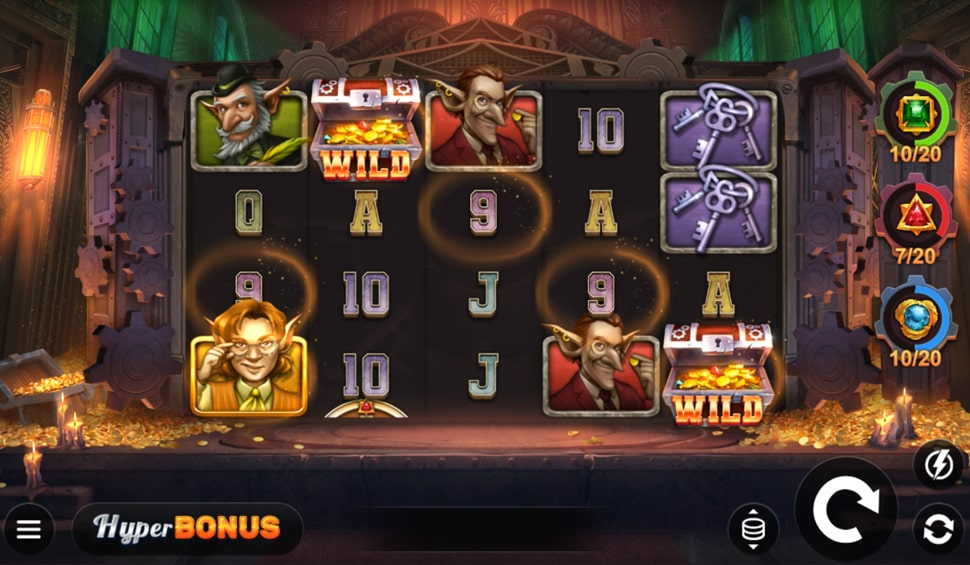 A new development from Kalamba Games – Goblins and Gems