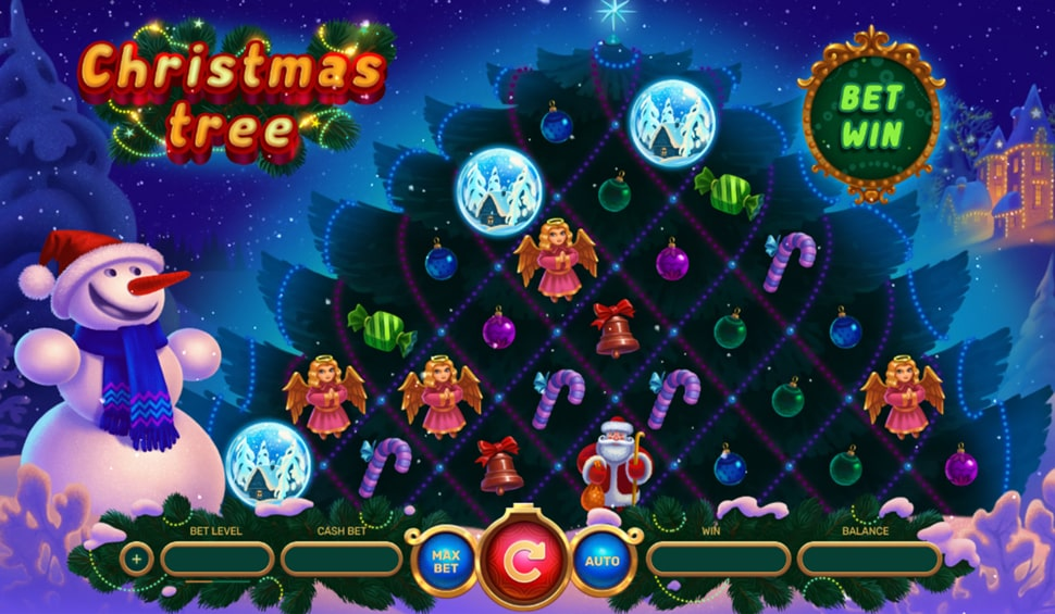 Christmas-tree-gameplay
