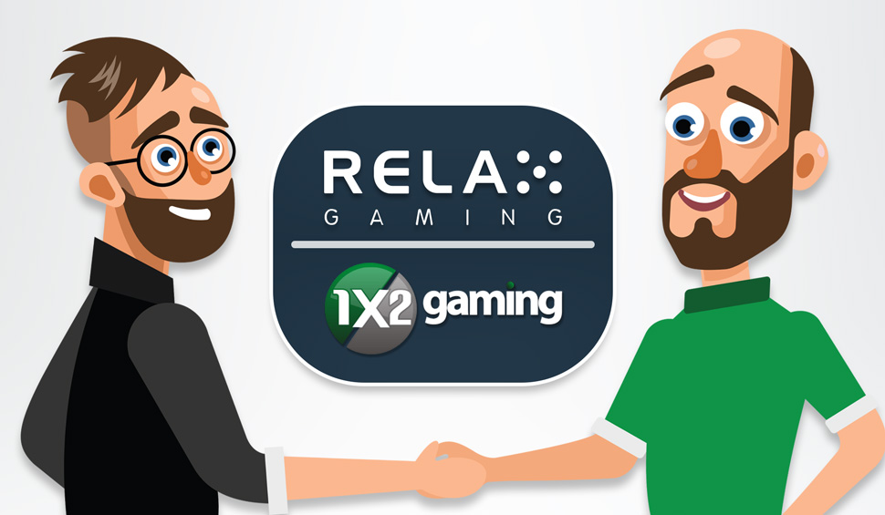 Relax Gaming partnership with 1x2 Network