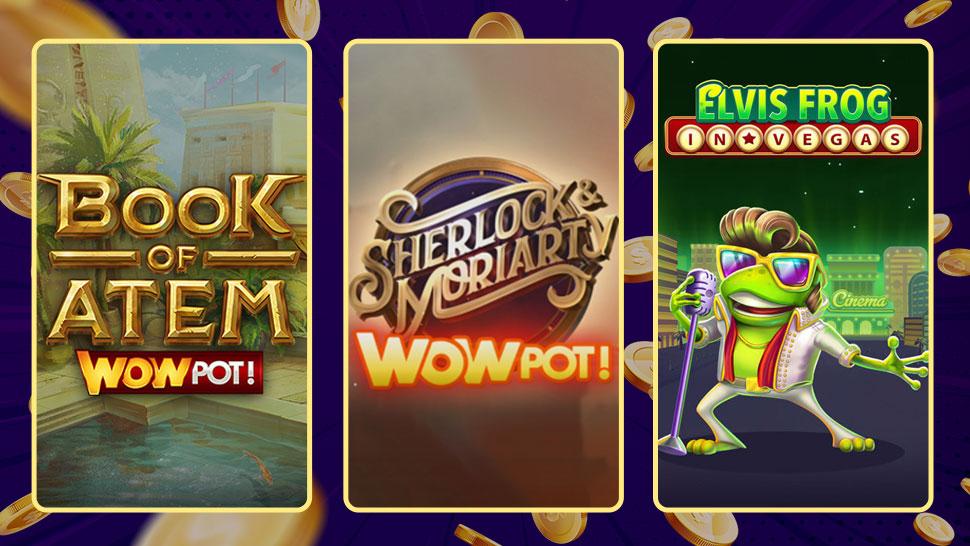 April Biggest Jackpot Wins in Slot Games