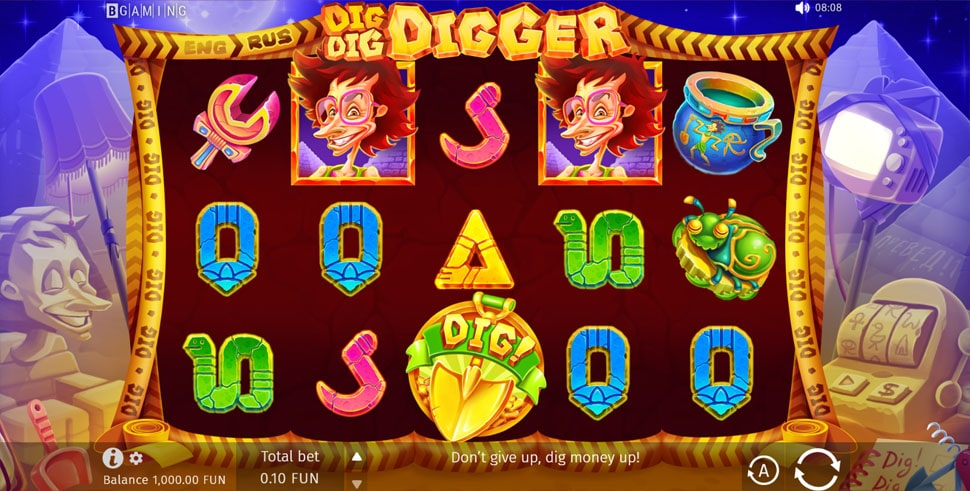 Dig Dig Digger Slot Gave $28,000 to the Lucky One! - News