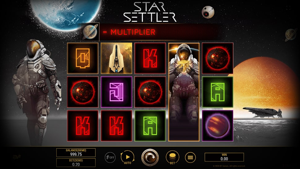 Journey Through Space With BF Games' Star Settler