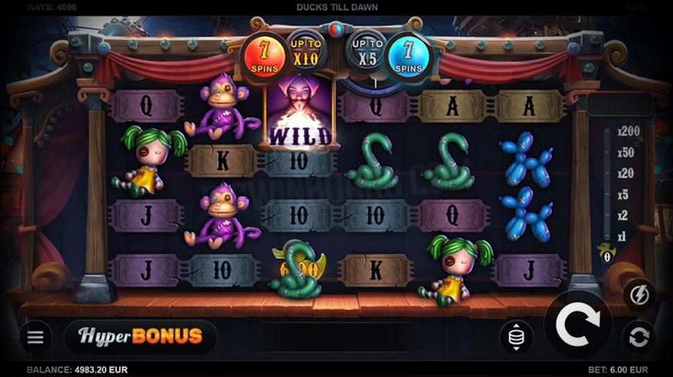 Kalamba Games Releases New Video Slot Ducks Till Dawn