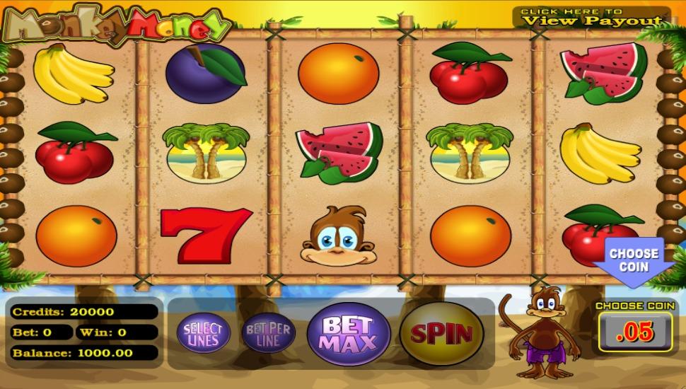 Monkey Money - Slot