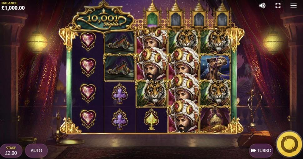10,001 Nights - Slot