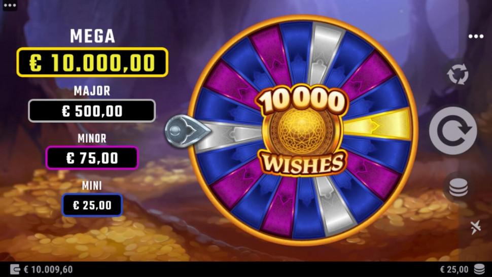 10000 Wishes - Bonus Features
