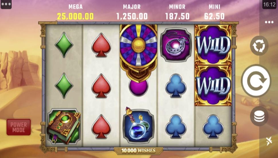 10000 Wishes - Slot