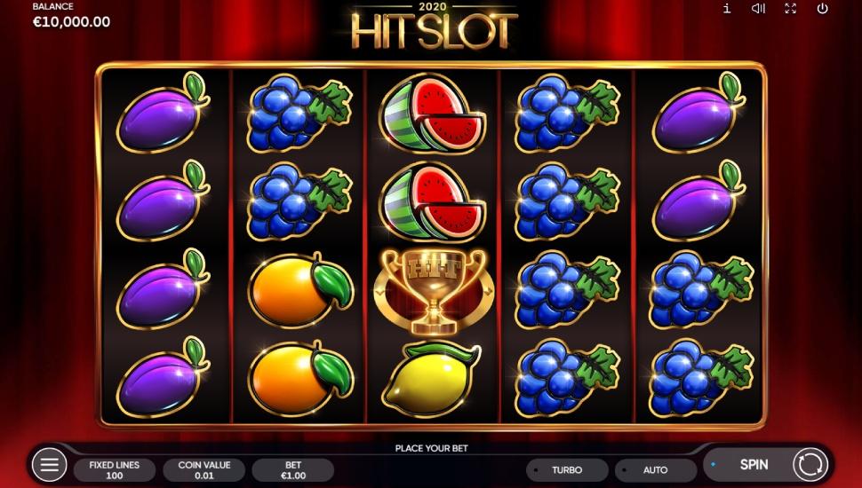 2020 hit slot - Slot