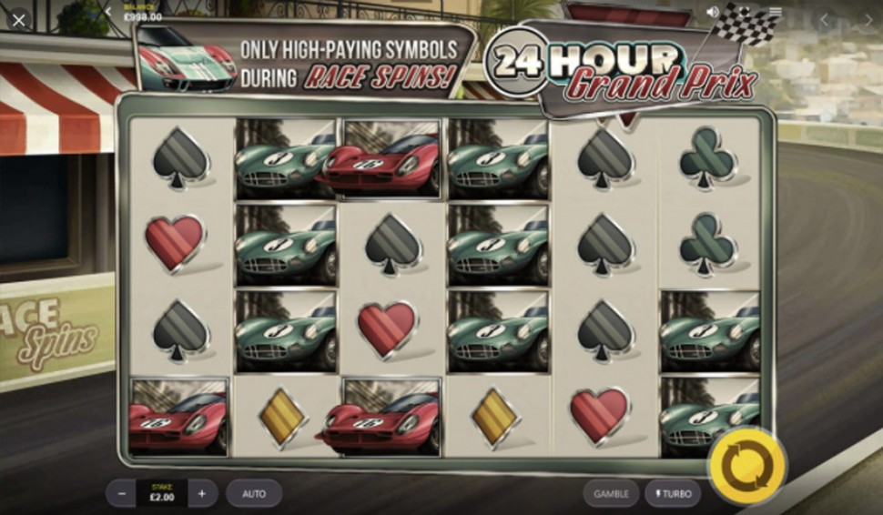 24 Hour Grand Prix-slot