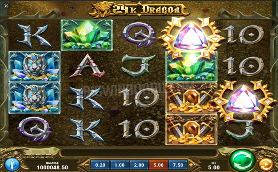 24K Dragon - slot