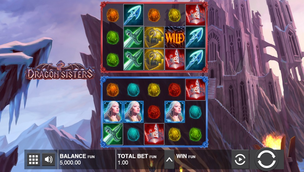 Dragon Sisters - Slot