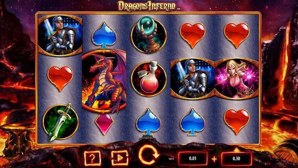 Dragon's Inferno - Slot