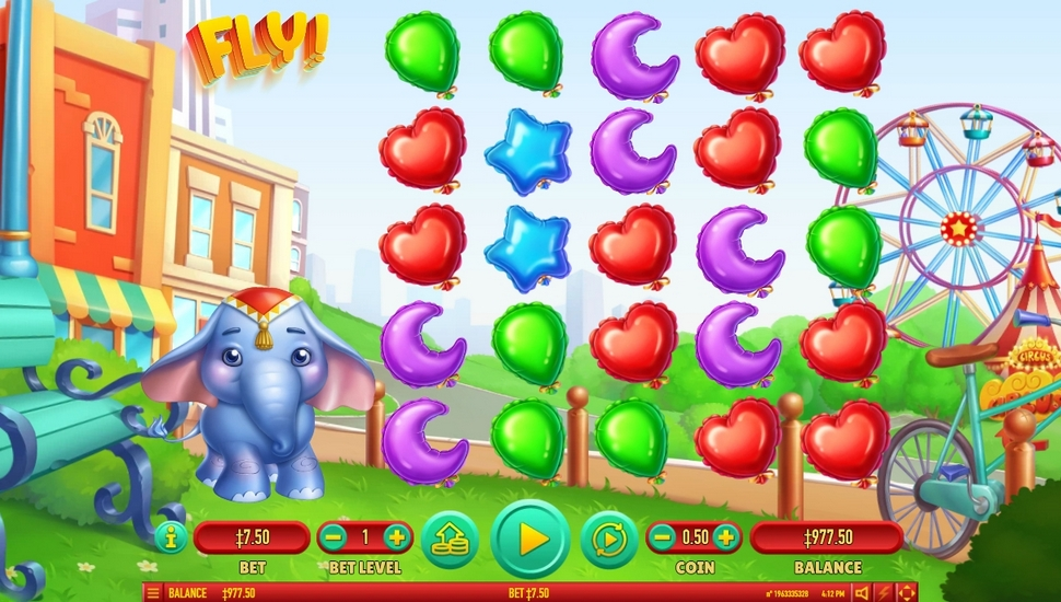 Fly! online slot by Habanero