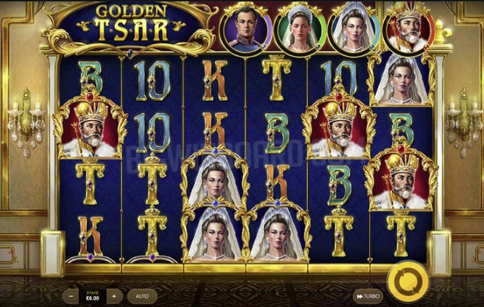 Golden Tsar - Slot