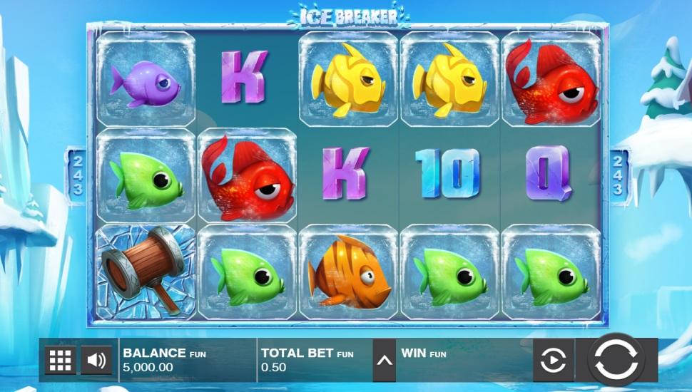 Ice Breaker - Slot