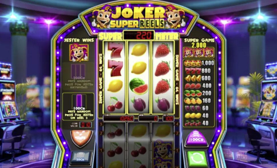 Joker Super Reels - slot