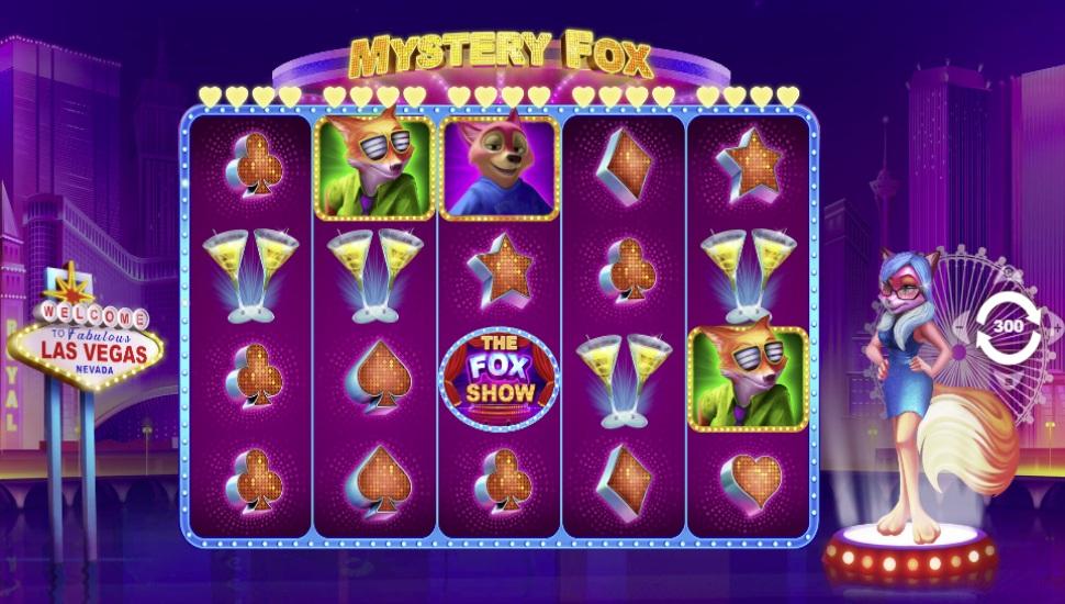 Mystery Fox - Slot