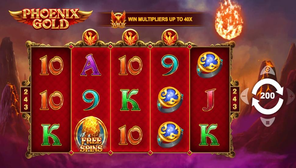 Phoenix Gold - Slot