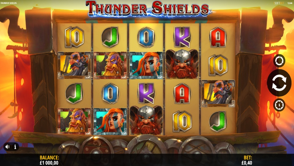Thunder Shields - slot