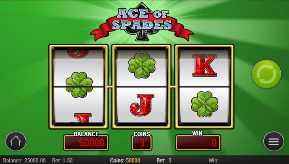 Ace of Spades - Slot