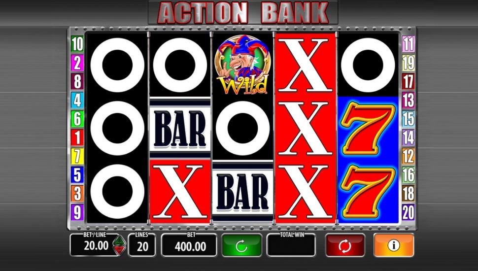 Action Bank - Slot
