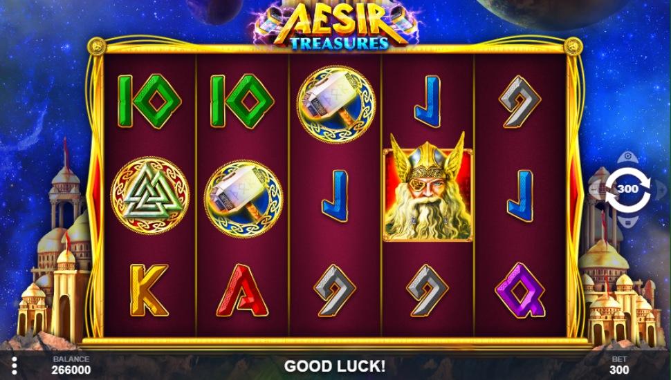 Aesir Treasures - Slot