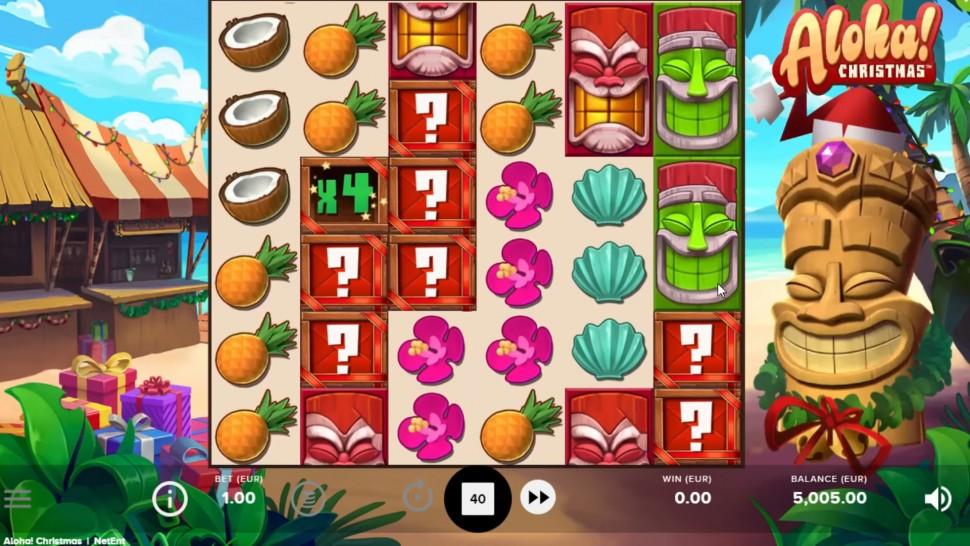Aloha! Christmas - slot