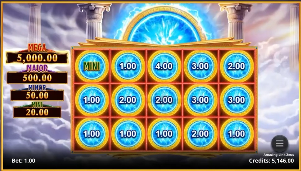 Amazing Link Zeus - Bonus Features