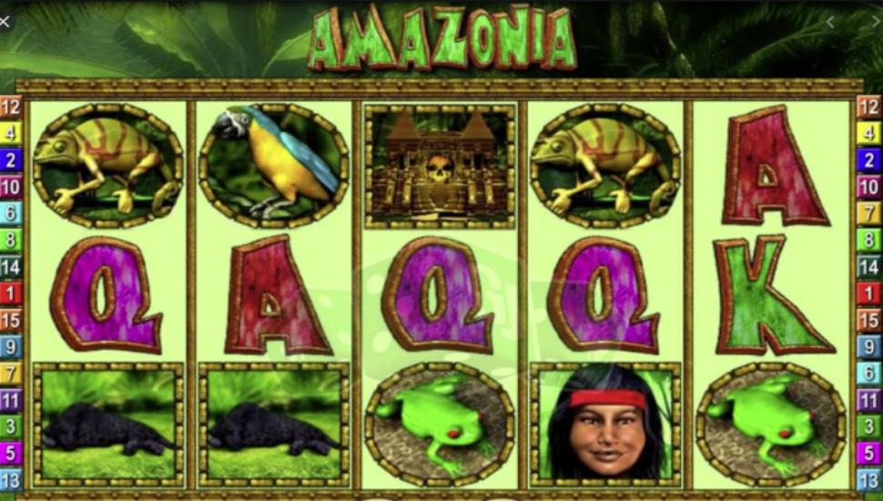 Amazonia - Slot